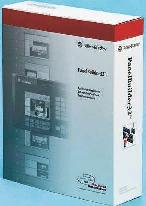 2711-ND3 Allen Bradley | Allen Bradley Software PanelBuilder32 For