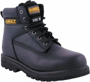 ffb754c7702 Dewalt Maxi Steel Toe Safety Boots, UK 11, EUR 45, Resistant To Chemical,  Heat, Oil, Penetration, Petrol, US 12