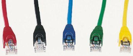 nd-Rex Grey Cat6 Cable S/FTP LSZH Male RJ45/Male RJ45, 2m on