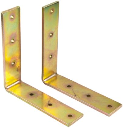 115 x 30mm 6 Hole Steel Angle Bracket product photo