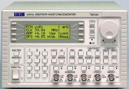Aim-TTi TGA1241 Arbitrary Waveform Generator 16MHz