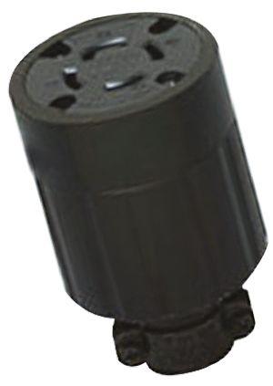 American Denki Japanese Mains Sockets NEMA 5 - 15R, 30A, Cable Mount, 250 V ac