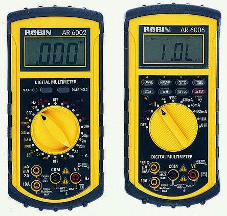 RSCAL(3924404),AR6006 multimeter