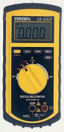 RSCAL(3924410),AR6004 multimeter