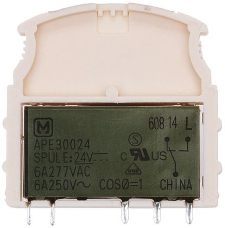 Interface Relay Module Test Plug for use with R500 Series
