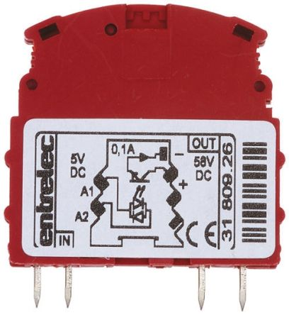 Optocoupler product photo