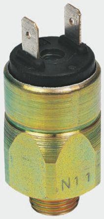 Suco for Air, Heating Oil, Hydraulic Fluid, Turpentine Pressure Sensor, 50bar Max Pressure Reading , 42 V, G1/4, IP65