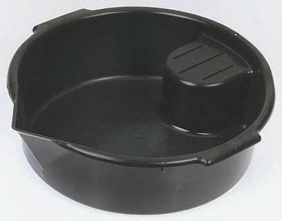 RS PRO Polyethylene Oil Drain Pan, W 400mm