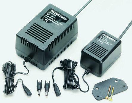 Mascot 9V ac Power Supply, 1A, 3-Pin UK Connector