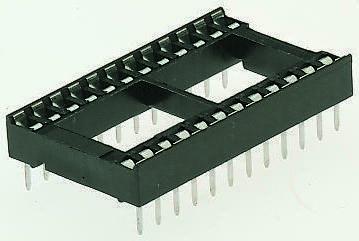 2.54 mm DIP Socket 10 X IC /& Component Socket 8 Contacts 7.62 m 4800 Series