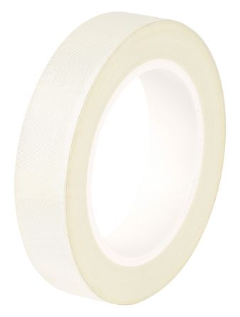 White Electrical Tape, 12mm x 33m