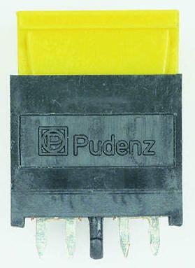 Pudenz 30A PCB Mount Fuse Holder Automotive Fuse, 80V