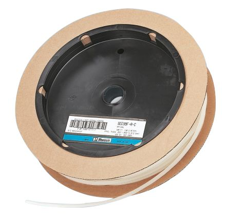 Panduit Black Polyethylene Cable Grommet 30.48m Long