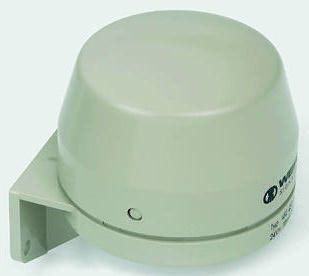 Grey Signal Horn, 230 V ac Supply Voltage, 92dB at 1 Metre