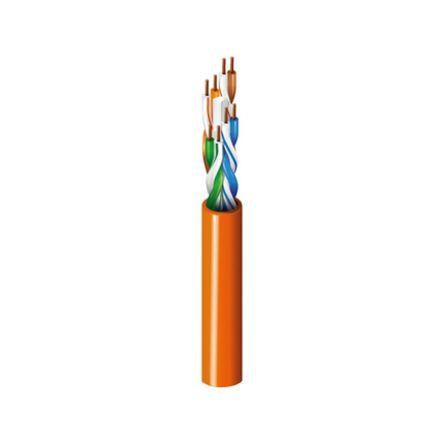Belden Grey Cat6 Cable U/UTP PVC, 305m