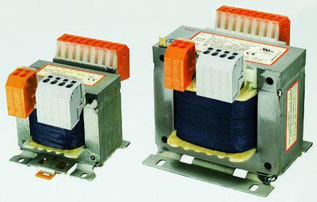 Block 1kVA DIN Rail Panel Mount Transformer