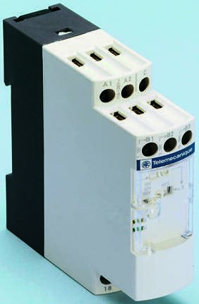 Schneider Electric Voltage Monitoring Relay with NONC Contacts 220