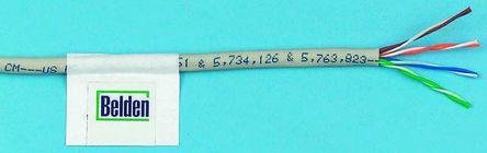 Belden Orange PVC Cat5e Cable U/UTP, 305m Unterminated