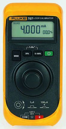 Fluke 707, 24mA Current Loop Calibrator
