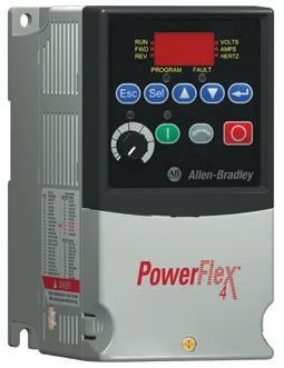 22a d8p7n104 allen bradley inverter drive, 3 phase in, 240hz outallen bradley main product