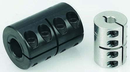 Coupler,rigid,stainless steel,20mm
