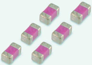 Murata 0402 (1005M) 1nF MLCC 50V dc ±5% SMD GRM1555C1H102JA01D