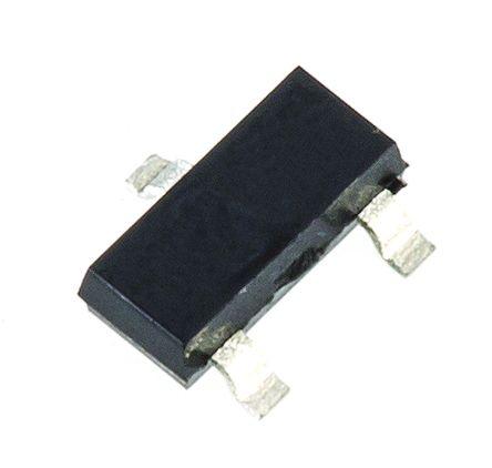 Nexperia BC817-25,215 NPN Transistor, 500 mA, 45 V, 3-Pin SOT-23