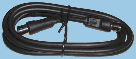Black Coaxial Cable product photo