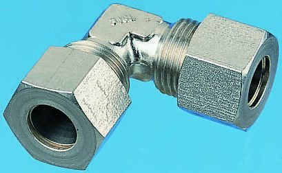 S/steel equal elbow,8x8mm OD product photo