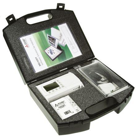 Alpha 2 PLC Starter Kit,, 24 V dc, 8 x Input, 6 x Output With Display product photo