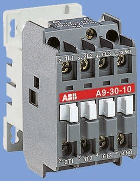 on abb a 40 3 phase contactor wiring diagram