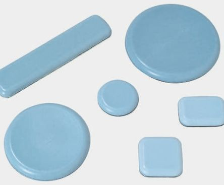 70mm Non Slip Pad 908070 Adhesive PTFE Round product photo