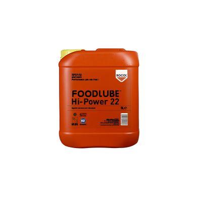 Rocol Lubricant Oil 5 L Foodlube Hi-Power Can