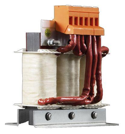 Schaffner, RWK 305 400 V ac 17A 2 → 16kHz Line Reactor