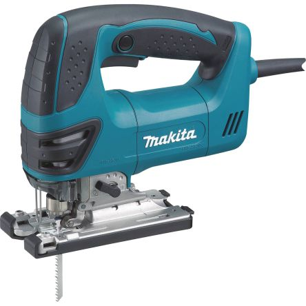 Makita 4350FCT 1in stroke Corded Jigsaw, 240V, 2800spm, Type G - British 3-pin