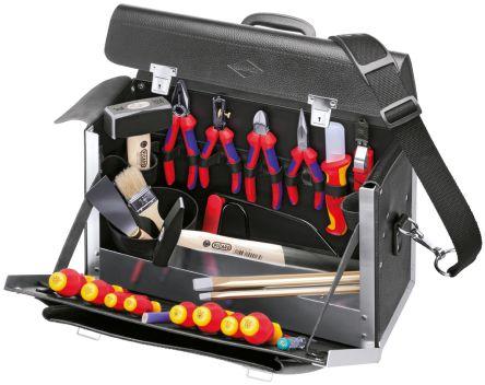 Sl kit utensili per elettricisti knipex da pezzi