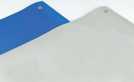 Grey Bench/Floor ESD-Safe Mat, 1.8m x 1.2m x 3.2mm