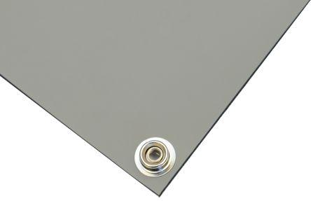 Grey Bench/Floor ESD-Safe Mat, 1.2m x 600mm x 3.2mm