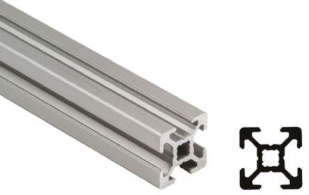 Bosch Rexroth Aluminium Strut 30 x 30 mm, 8mm Groove , 2000mm L