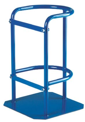 280mm dia cylinder stand,600x340x310mm