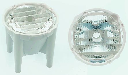 Lumileds FHS-HMB1-LB01-0 LED Lens, Medium Angle Beam