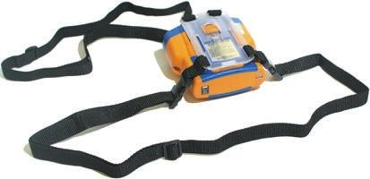 Gas Detection Chest Harness Strap Kit for CO2 Monitor product photo