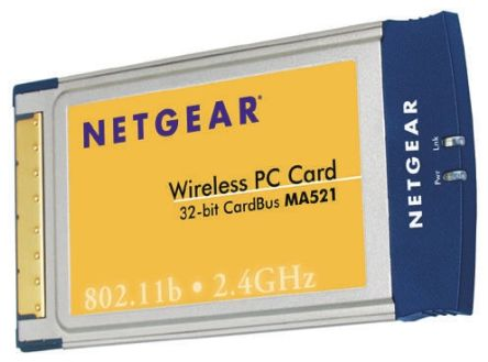 NETGEAR WIRELESS PC CARD MA521 WINDOWS 10 DOWNLOAD DRIVER