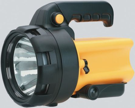 Rt500 Arlec Rechargeable Halogen Torch Rs Components