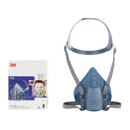 3m 7502 medium reusable half-mask