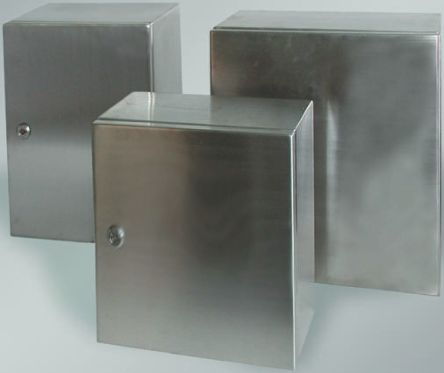 304 Stainless Steel Wall Box IP65, 167mm x 260 mm x 300 mm product photo