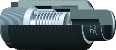 BV 20 SC | ACE <b>Pneumatic</b> Shock Absorber Side Load Adapter, BV ...