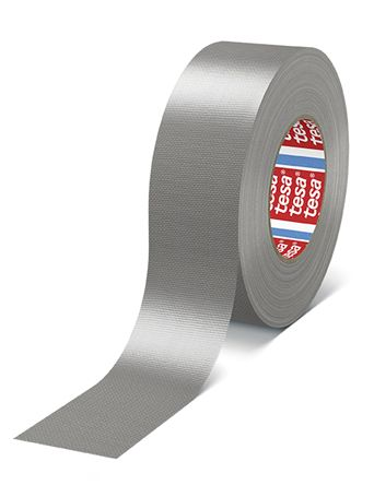 4688 PE Coated Grey Cloth Tape, 50mm x 50m, 0.26mm Thick product photo