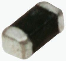 Murata Ferrite Bead (Chip Ferrite Bead), 1.6 x 0.8 x 0.6mm (0603 (1608M)), 120Ω impedance at 100 MHz