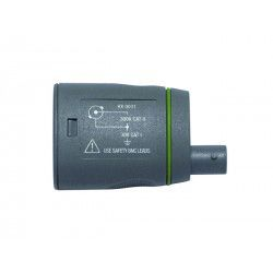 Metrix Mixed Signal Oscilloscope BNC Adapter, Model HX0031 for use with OX 7042, OX 7102, OX 7104